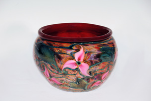 Charles Lotton's Tri-Flora Cypriot Bowl